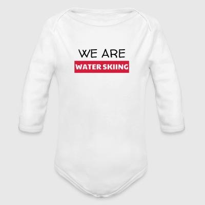v tements b b ski nautique commander en ligne spreadshirt. Black Bedroom Furniture Sets. Home Design Ideas