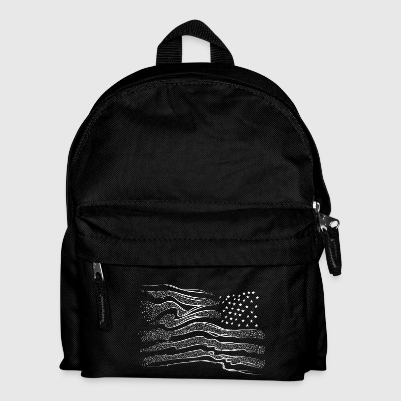 American flag Bags & Backpacks - Kids' Backpack
