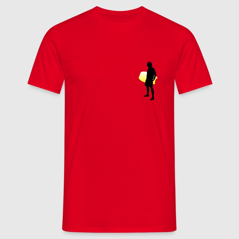 bodyboard - Men's T-Shirt