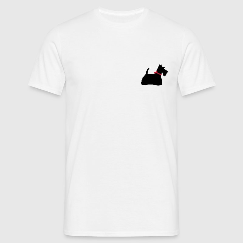 Scotch Terrier - Männer T-Shirt