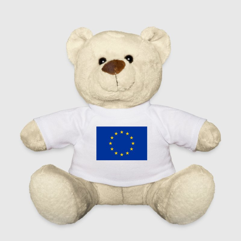 European Union Flag - Teddy Bear