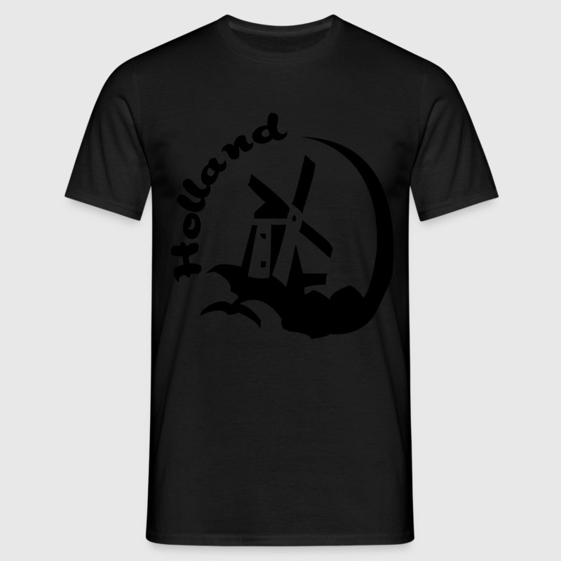 Holland molen T-Shirts - Men's T-Shirt
