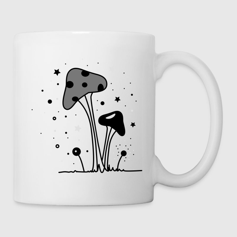 Magic mushrooms Mugs  - Mug