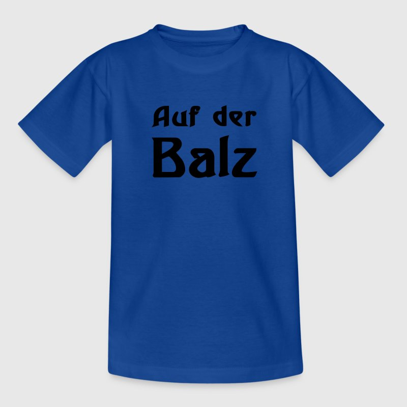 Op de verkering - Teenager T-shirt