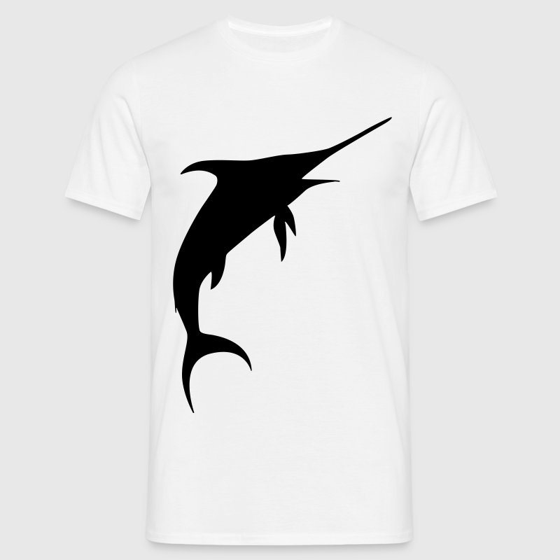 marlin fish animal T-Shirts - Men's T-Shirt