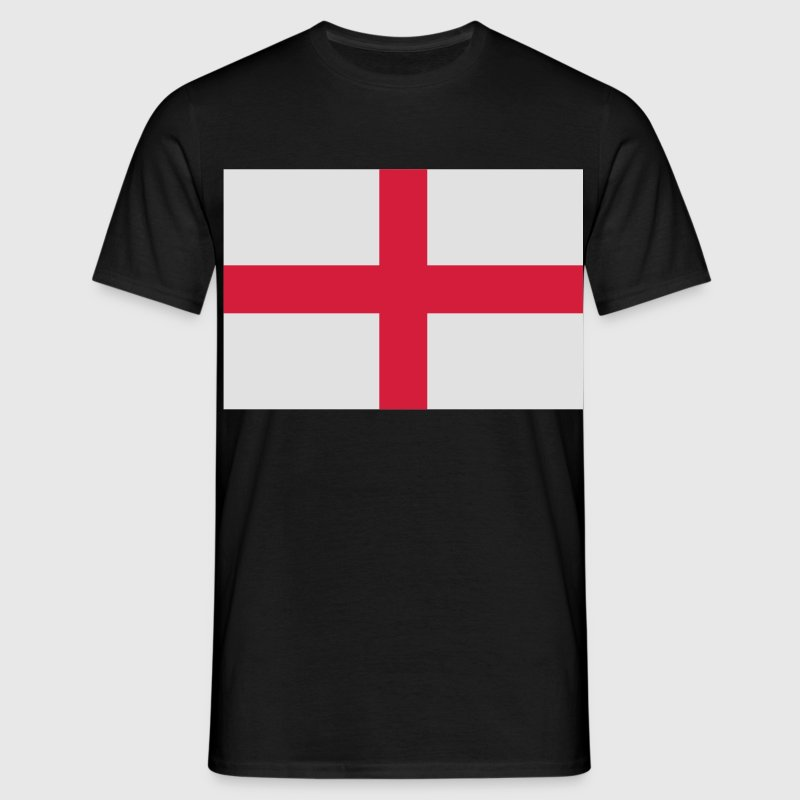 england flag T-Shirts - Men's T-Shirt