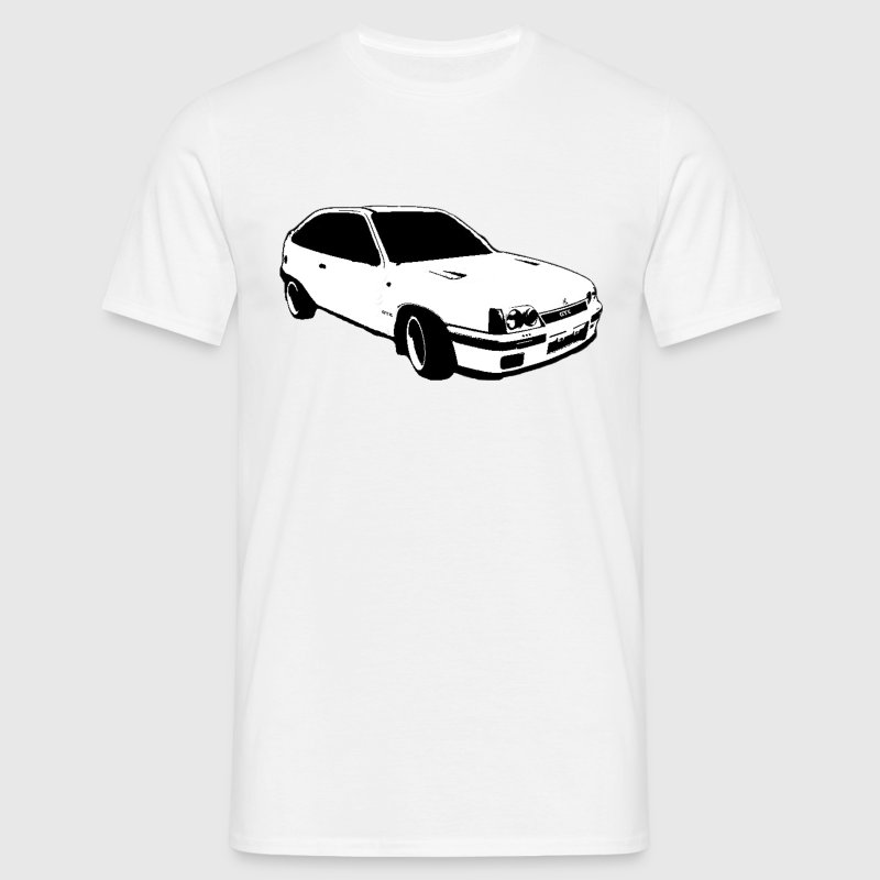 Mens Astra Mk2 GTE T-shirt - Men's T-Shirt