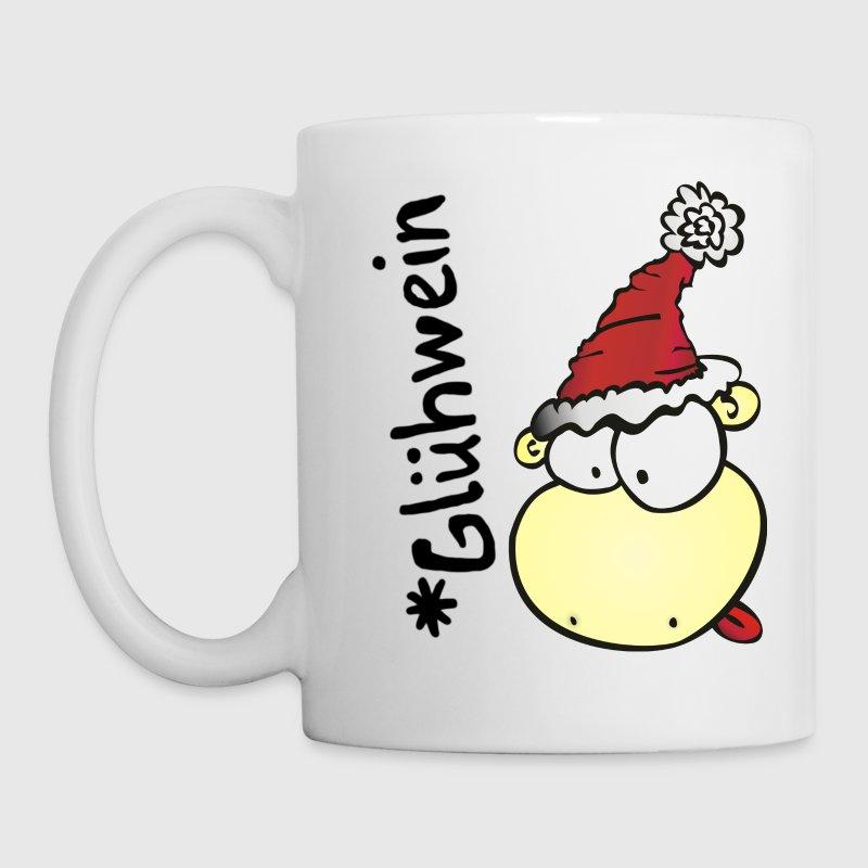weihnachts tasse gl hwein schaf tasse spreadshirt. Black Bedroom Furniture Sets. Home Design Ideas