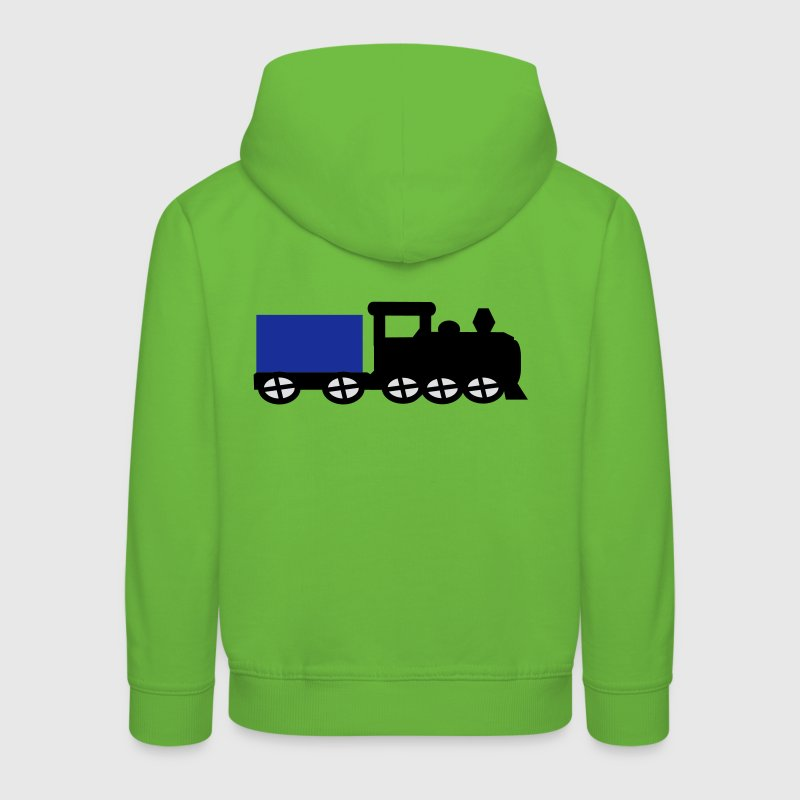train Sweats Enfants - Pull à capuche Premium Enfant
