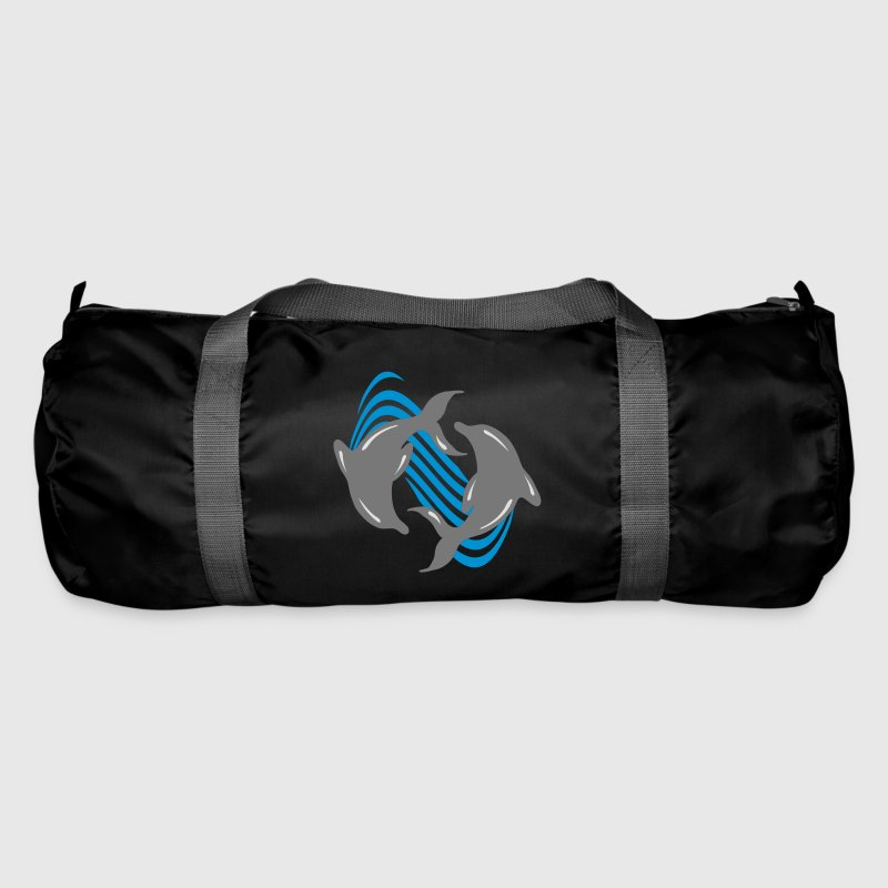 Two dolphins Bags  - Duffel Bag