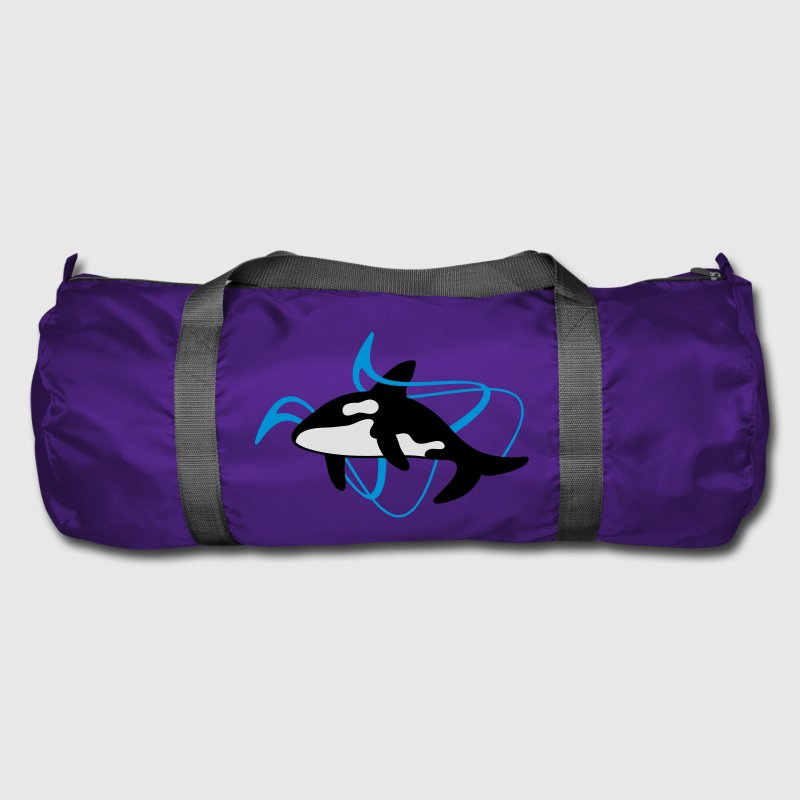 killer whale Bags  - Duffel Bag