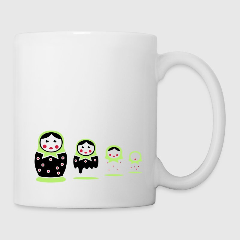 Matryoshka Mugs  - Mug