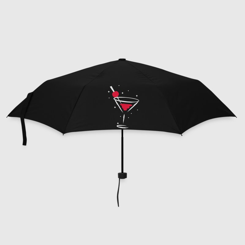 cocktail glass Umbrellas - Umbrella (small)