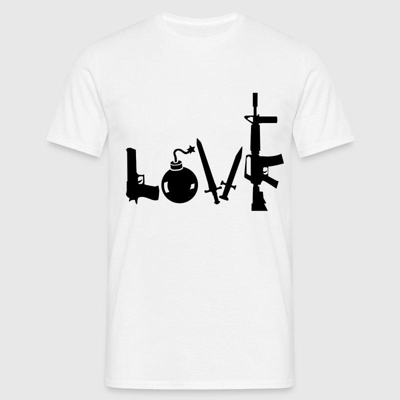 love army T-shirts - T-shirt Homme