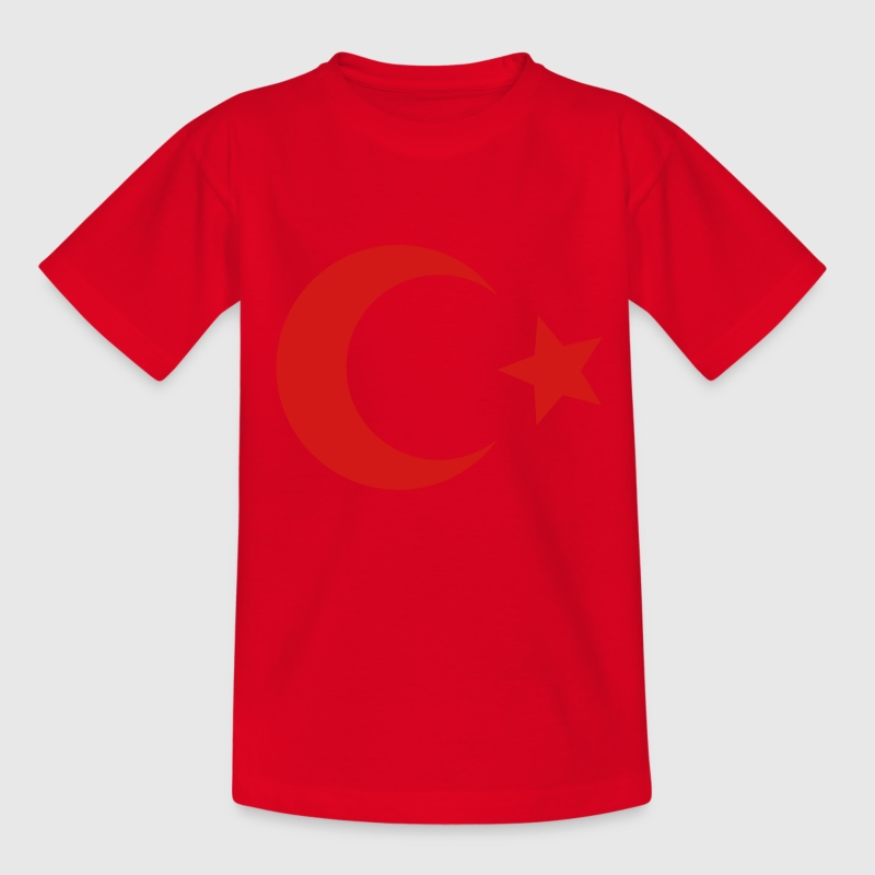 Türkiye - Turkey T-shirts Enfants - T-shirt Ado