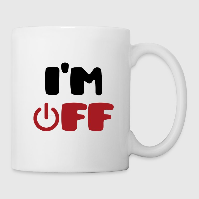 I'm Off Bottles & Mugs - Mug