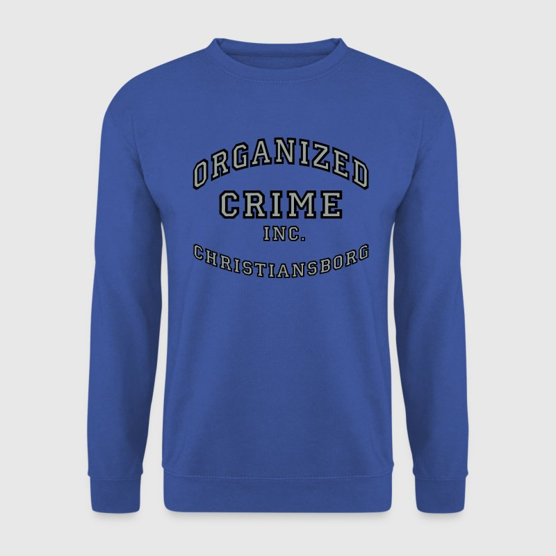 Organized Crime Inc. - Christiansborg (2fv) Sweatshirts - Herre sweater