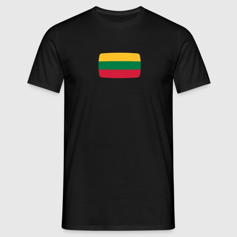 Lithuania Flag Lithuania Lietuva Lithuanian flag  T-Shirts - Men's T-Shirt