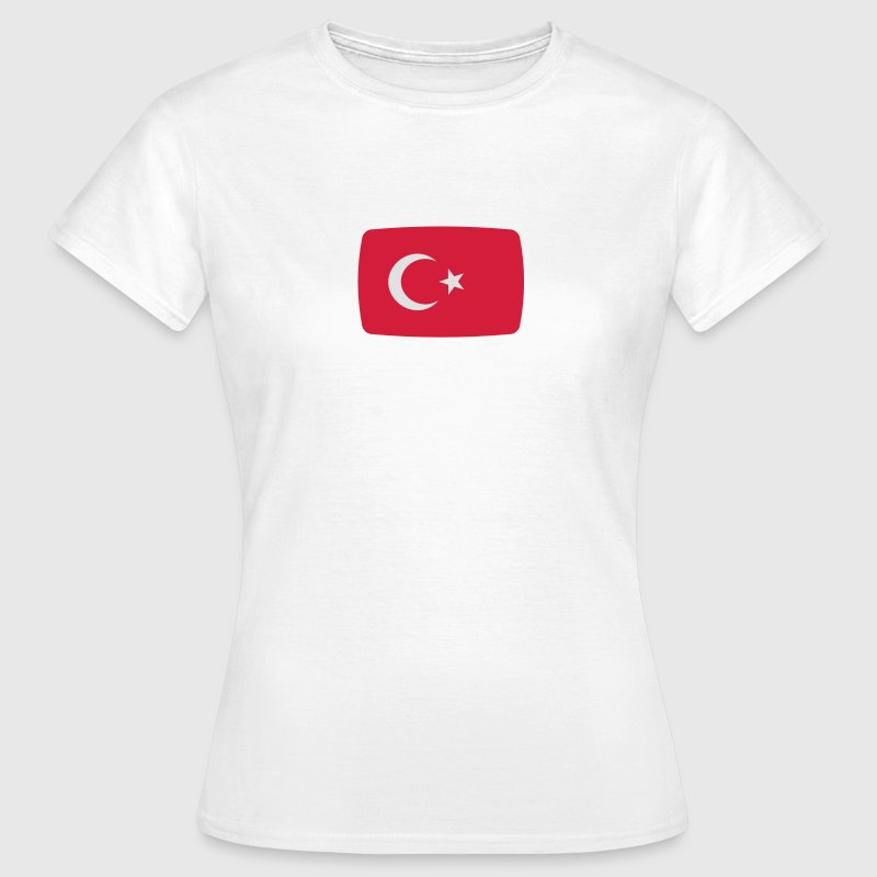 Turkey Flag Turkey Türkiye Turkish flag T-Shirts - Women's T-Shirt