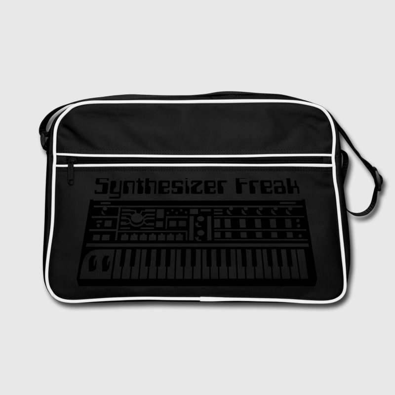 Synthesizer Freak Bags  - Retro Bag