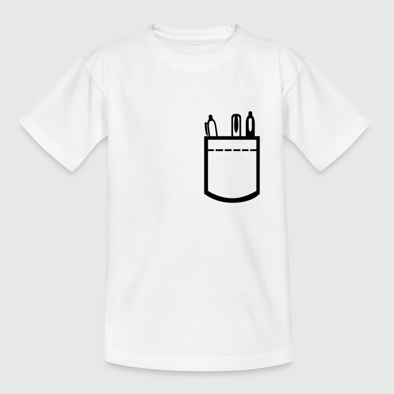 Hemdtasche Kinder T-Shirts - Teenager T-Shirt