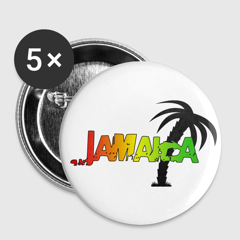jamaica Buttons - Buttons small 25 mm