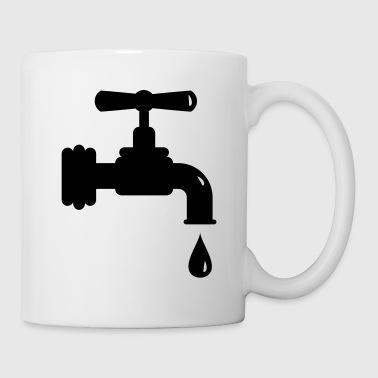 bouteilles et tasses robinet commander en ligne spreadshirt. Black Bedroom Furniture Sets. Home Design Ideas