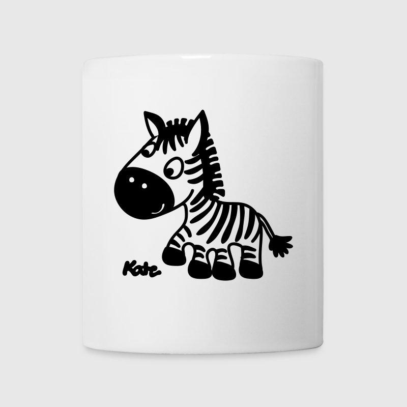Tassen Zebra : Zebra tasse spreadshirt