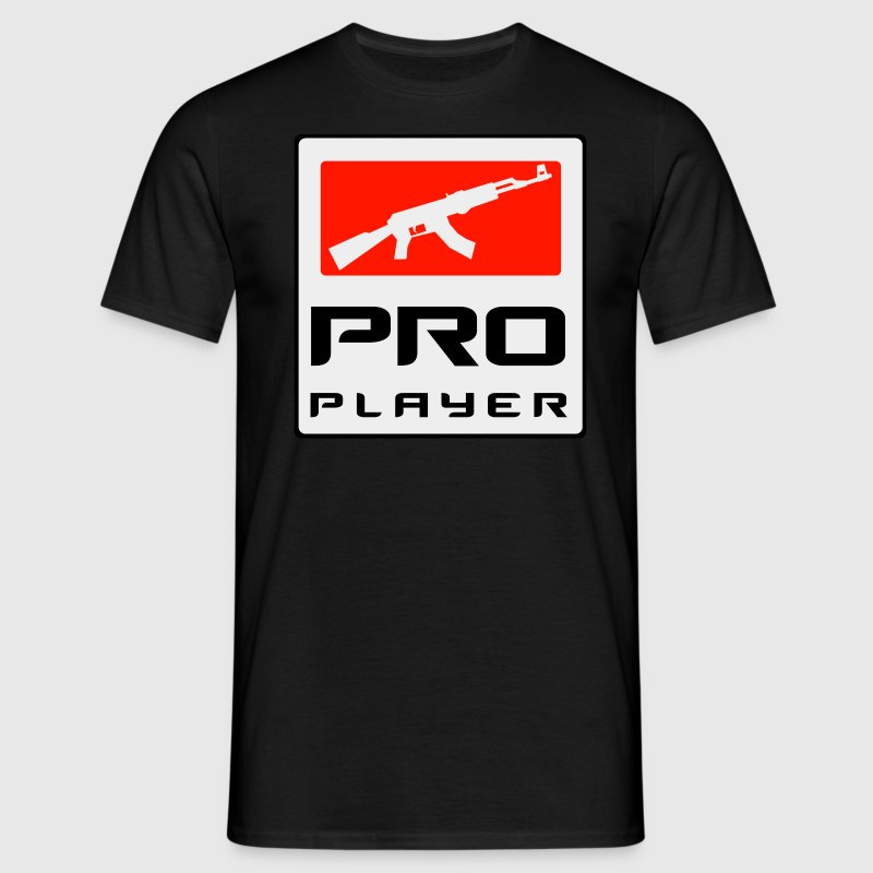 AK Pro Player - Men's T-Shirt