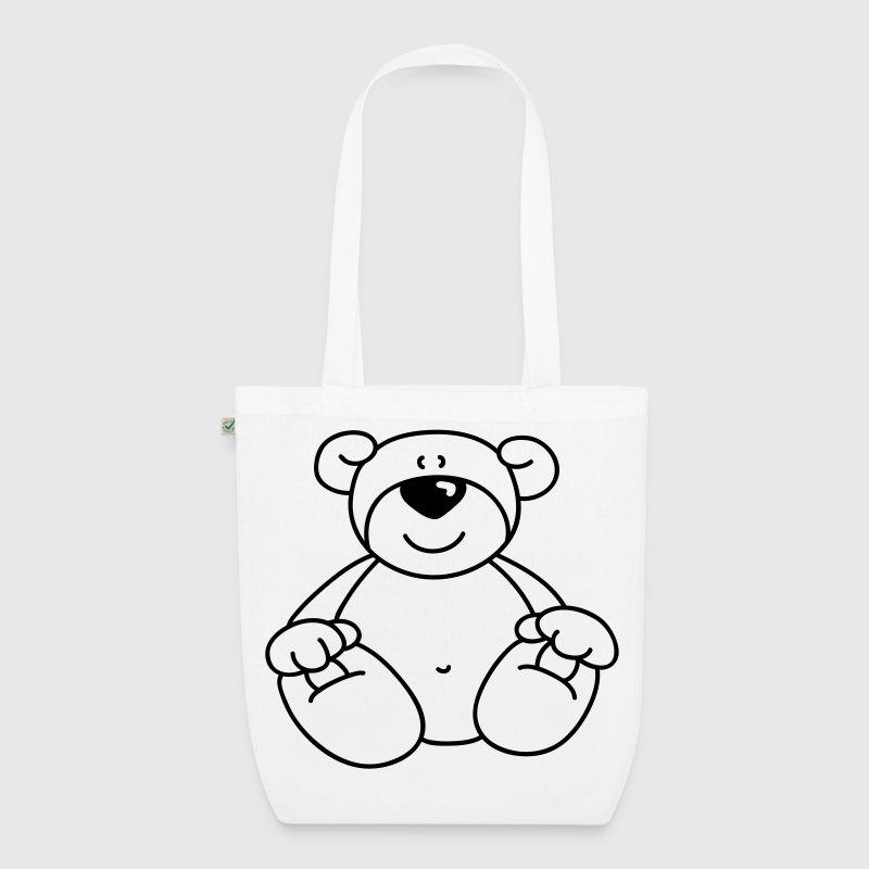 Stoffen Tas Design : Lief beertje stoffen tas spreadshirt