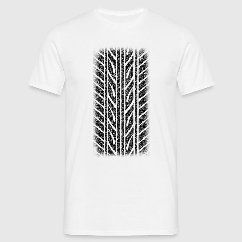 Tyre marks - Men's T-Shirt