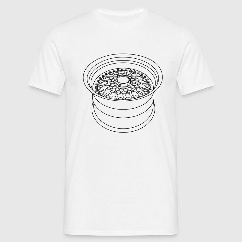 BBS RS Tee - Men's T-Shirt