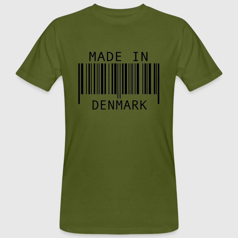 Made in Denmark T-shirts - Organic mænd