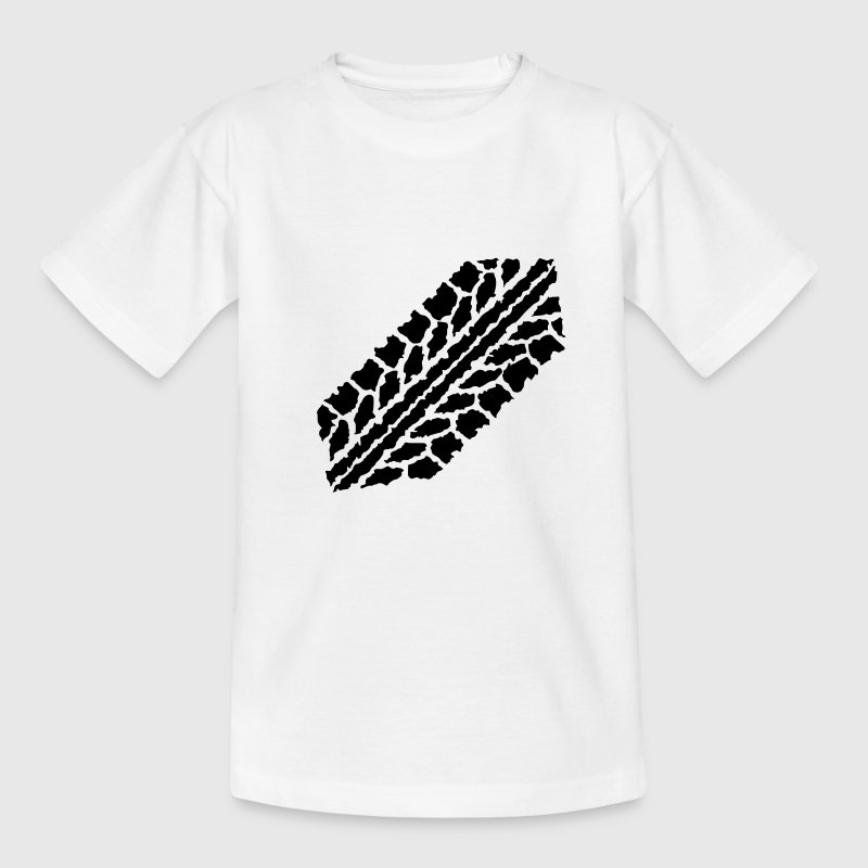 Auto Reifen Kinder T-Shirts - Teenager T-Shirt