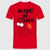 Made in China T-Shirts - Männer T-Shirt
