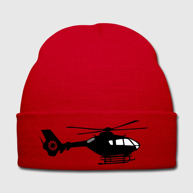 EC-135 Helicopter - Helicopter - Winter Hat