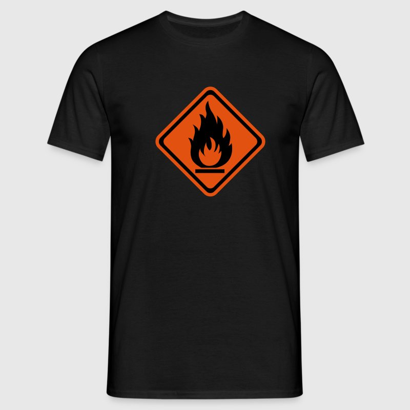 T-shirt inflammable - T-shirt Homme
