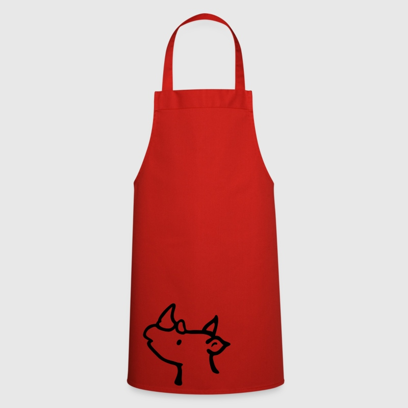 Very sweet rhino  Aprons - Cooking Apron