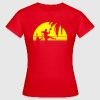 SUNSET BEACH HANDBALL T-Shirts - Frauen T-Shirt