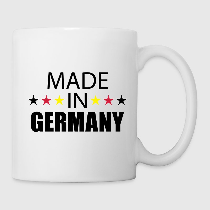 Made In Germany Tassen - Tasse