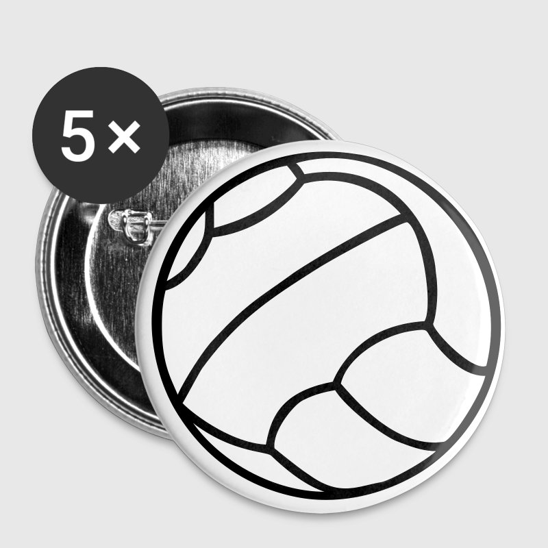 HANDBALL Icon | large buttons - Buttons groß 56 mm