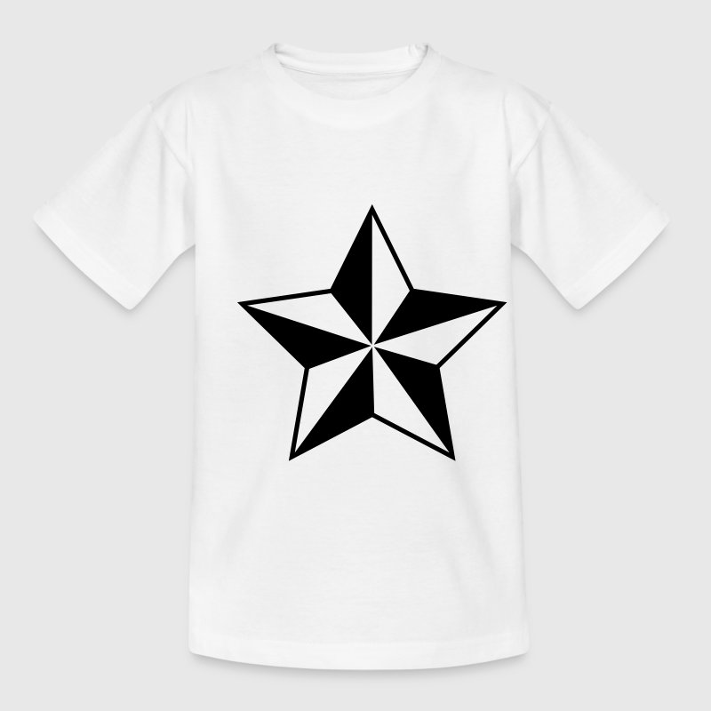 star T-shirts Enfants - T-shirt Ado