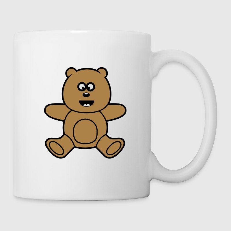 Sweet Kawaii Teddy Bear Tassen - Tasse