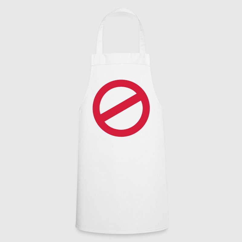 not allowed  Aprons - Cooking Apron