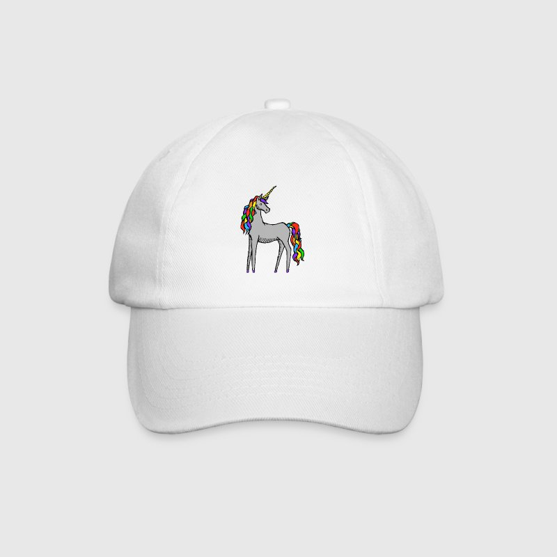 Unicorn Caps & Hats - Baseball Cap