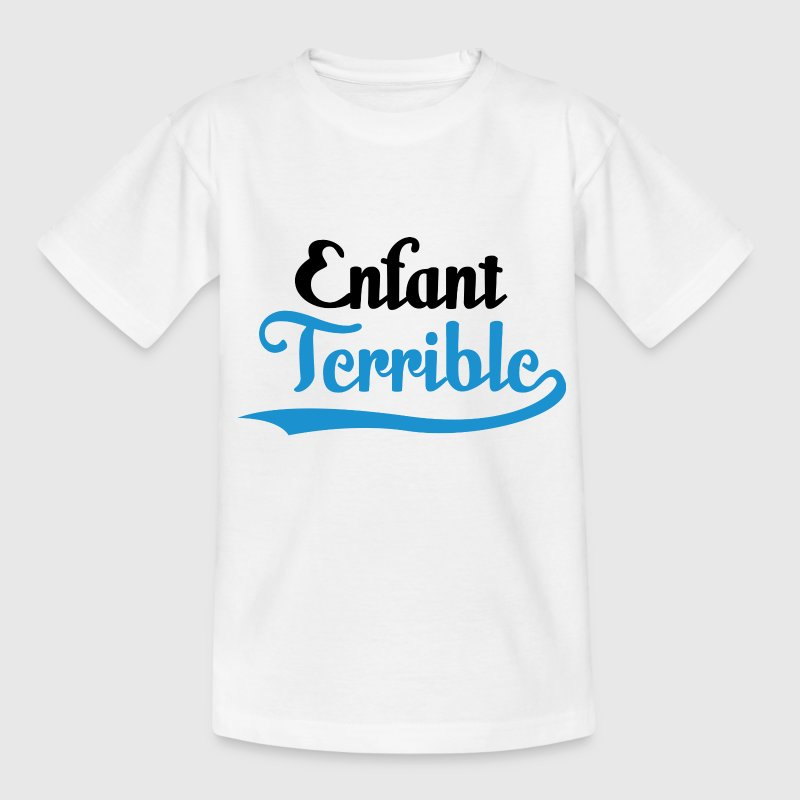 Enfant Terrible (dd)++ T-shirts Enfants - T-shirt Ado