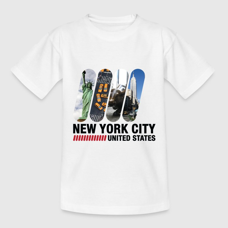 New york city usa t shirt spreadshirt for New york city tee shirts