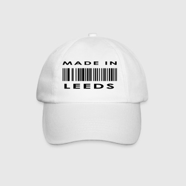 Made in Leeds Buttons - Baseball Cap
