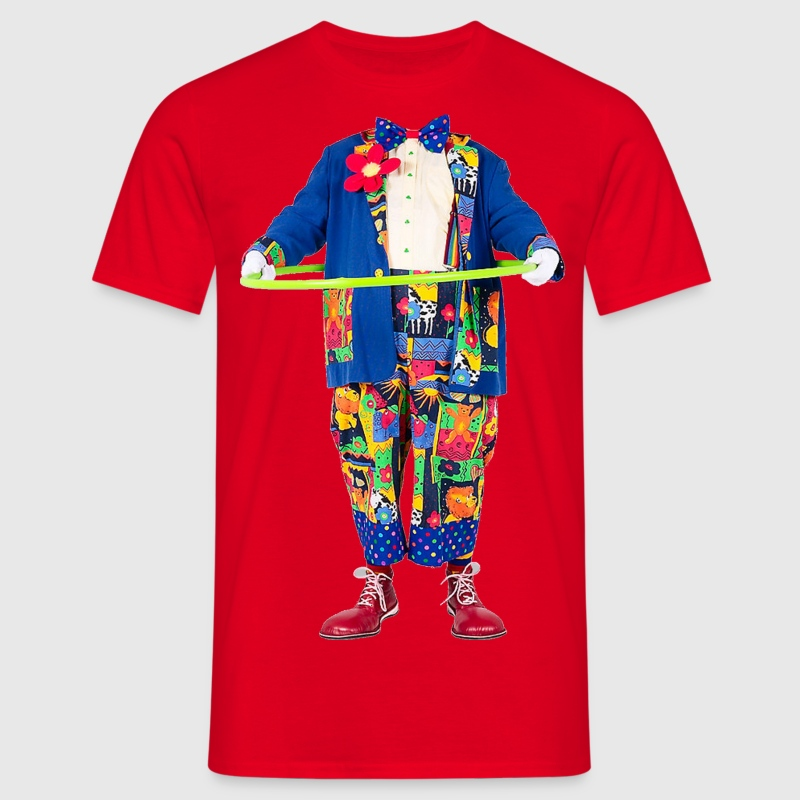 Mini Clown Body T-Shirts - Men's T-Shirt