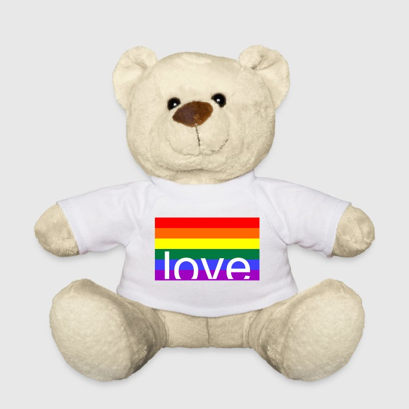 Love Gay Teddy - Osito de peluche